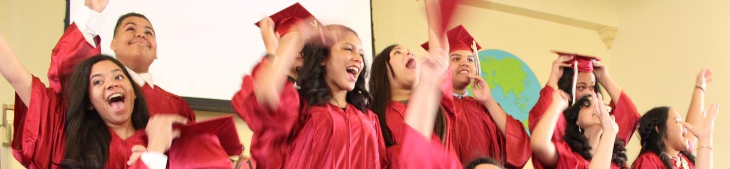 HPCA graduates