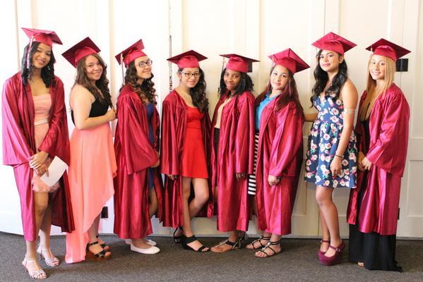 9114c3a3c0 2014 8th Grade Graduation - Hunting Park Christian Academy