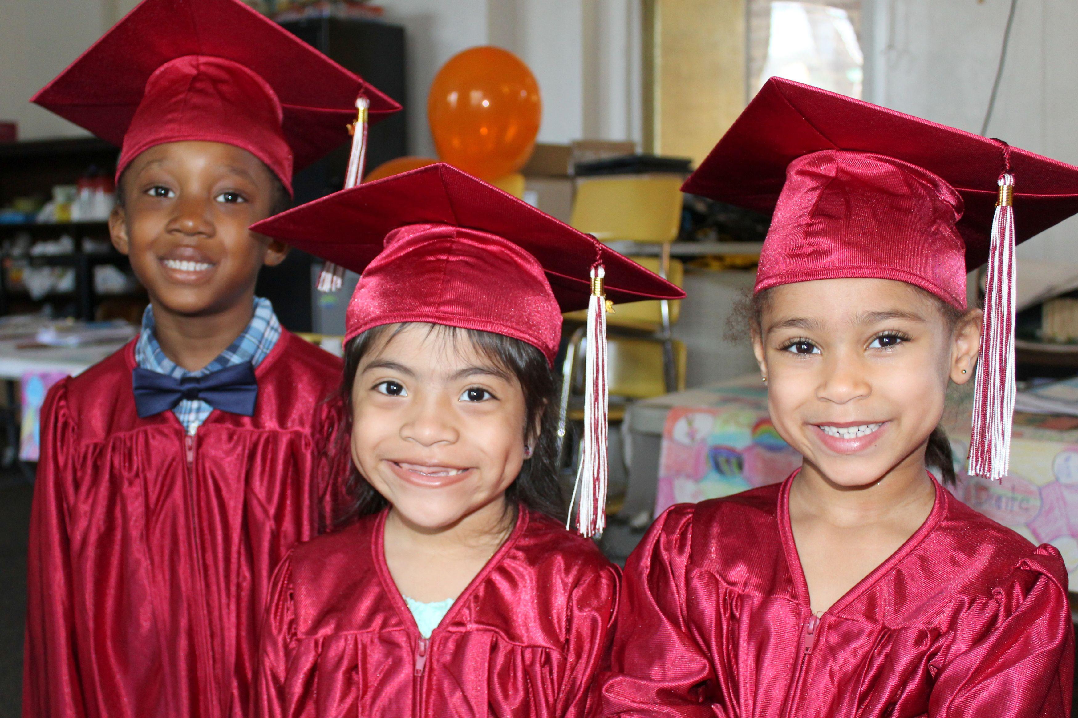 056b792e69 2017 Kindergarten Graduation - Hunting Park Christian Academy