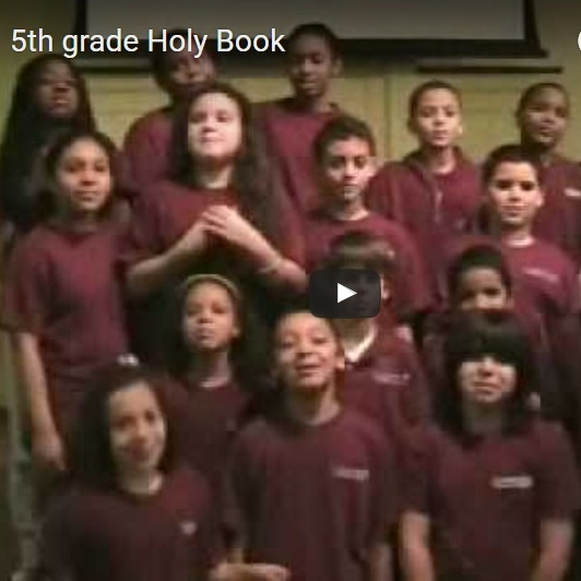 "2010 5th Grade Singing ""Books of the Bible"""