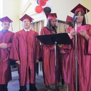 2011 Kindergarten and 8th Grade Graduations