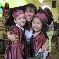 2013 kindergarten and 8th grade graduates