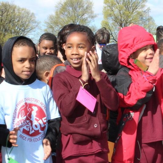 2015 Race for Education 1st Race