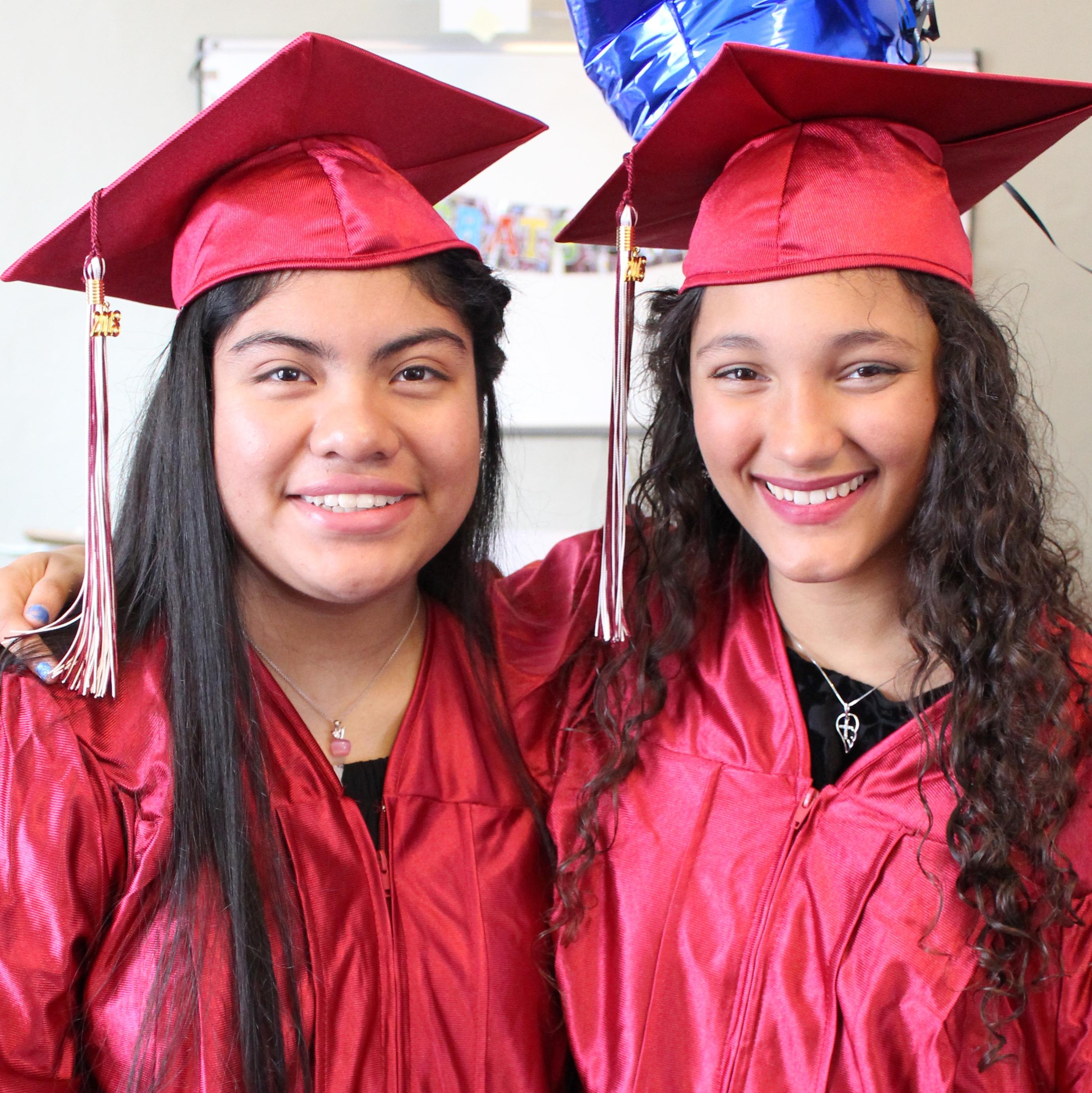 2018 8th-grade graduation