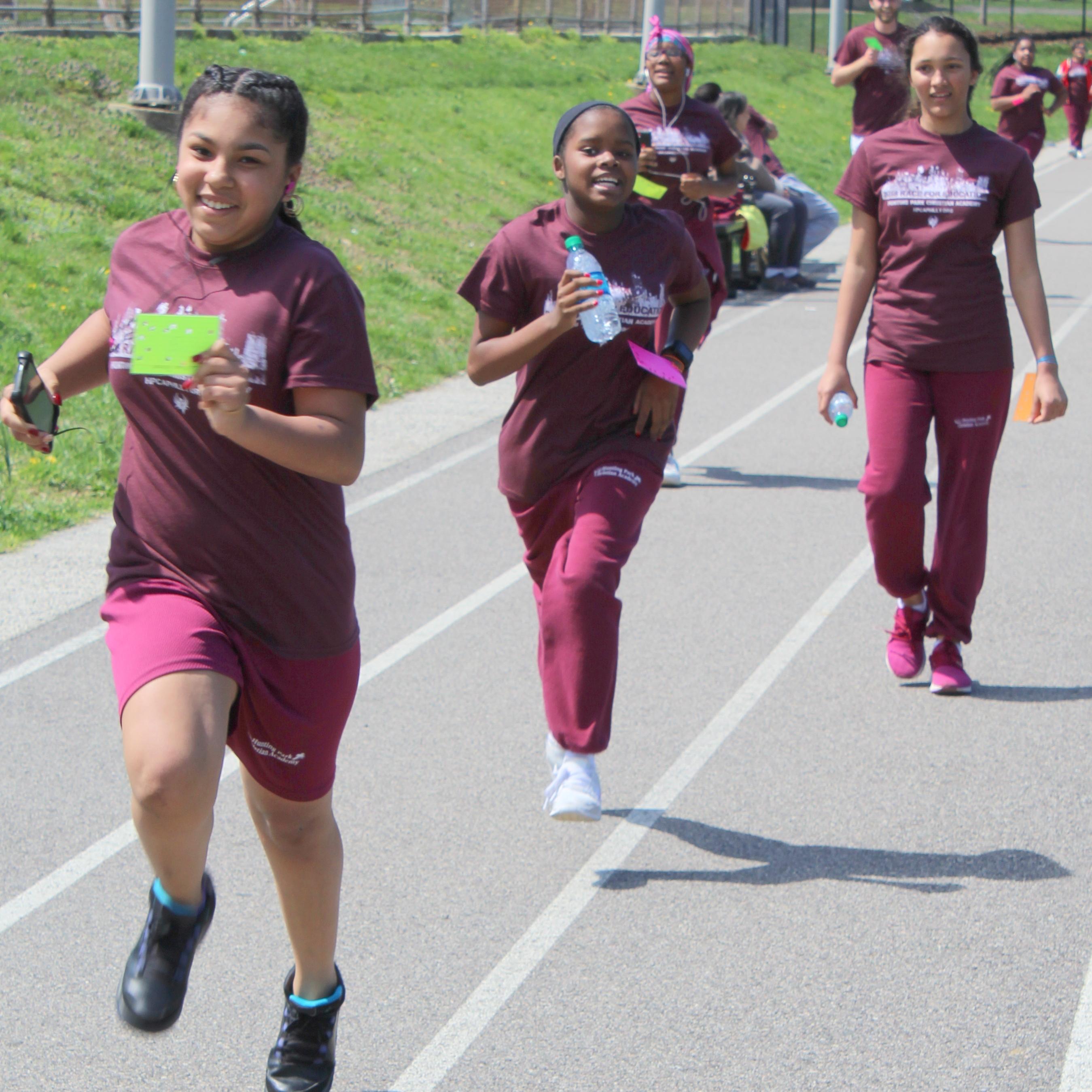 2018 5th-8th Grade Race