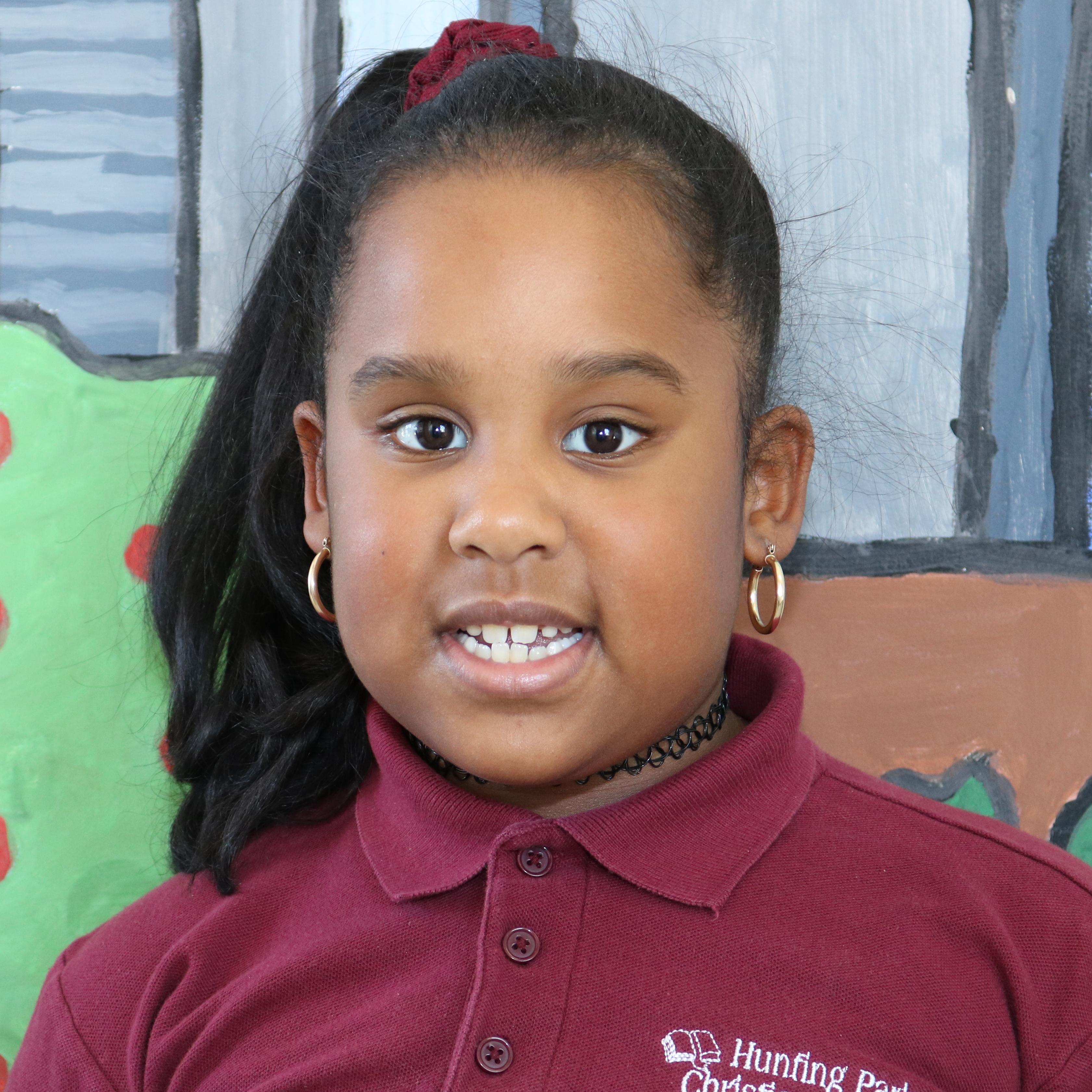 1st Class Rep - Adrianna
