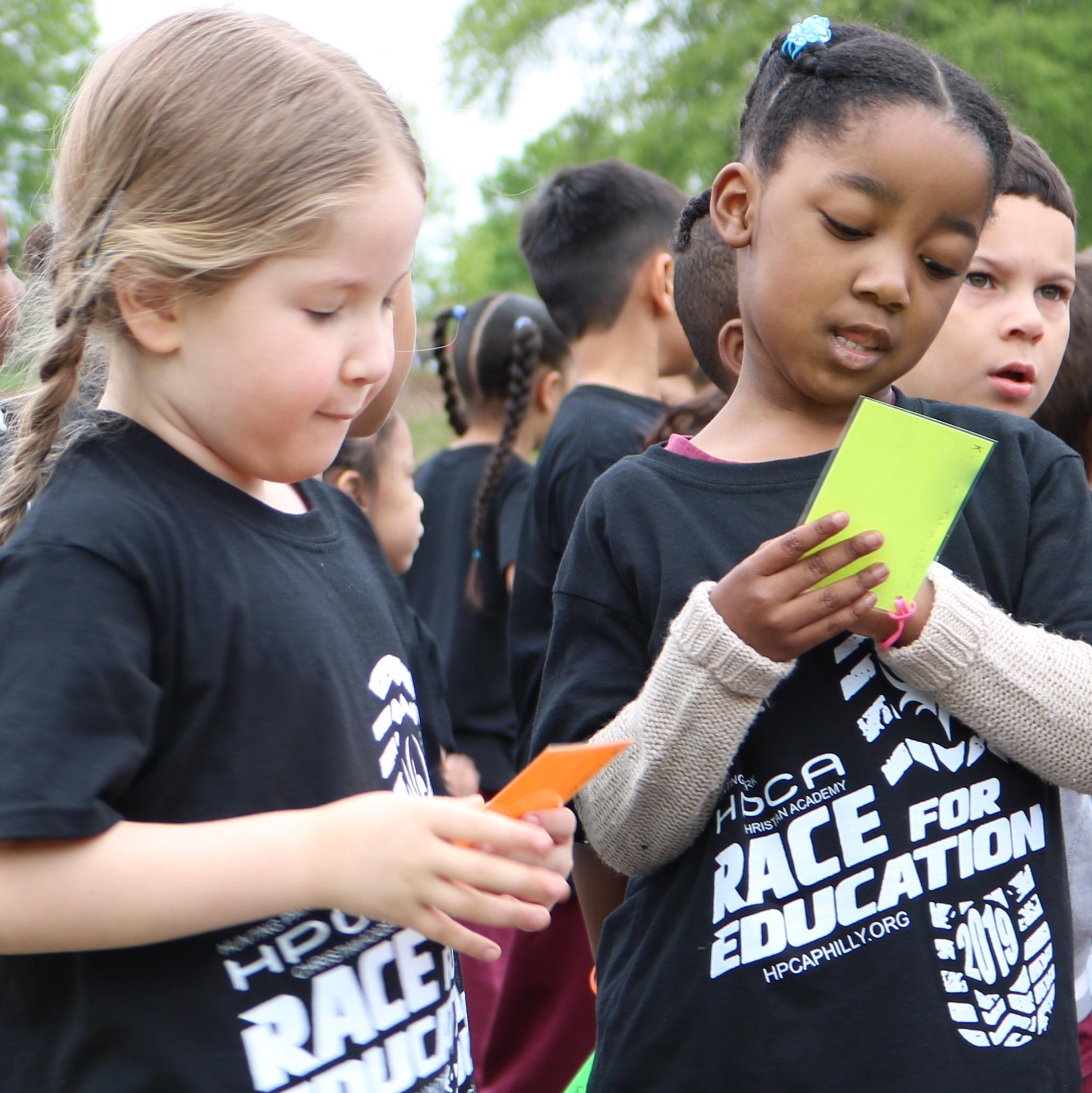 PK-1st Grade Race