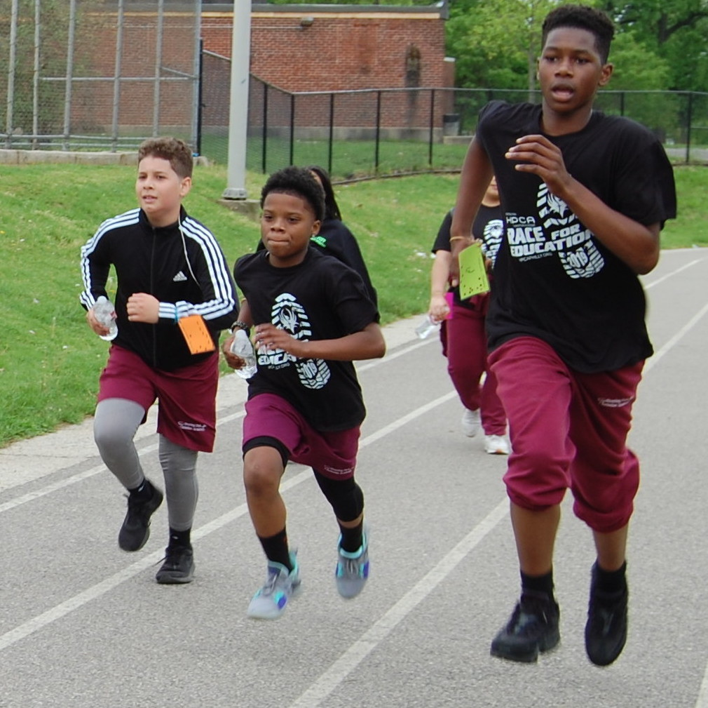 5th-8th Grade Race