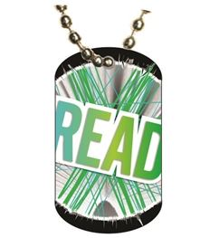 reading dog tags