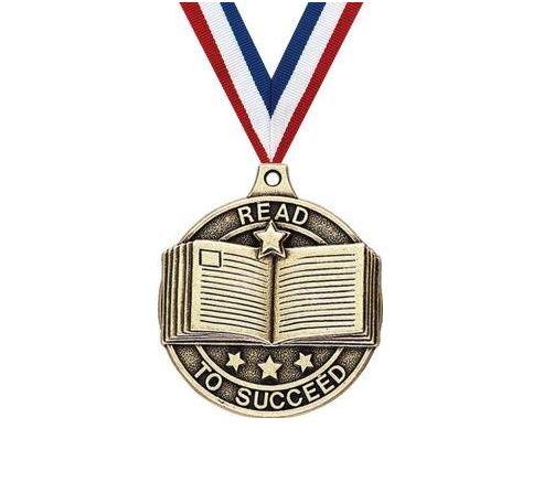 reading medal