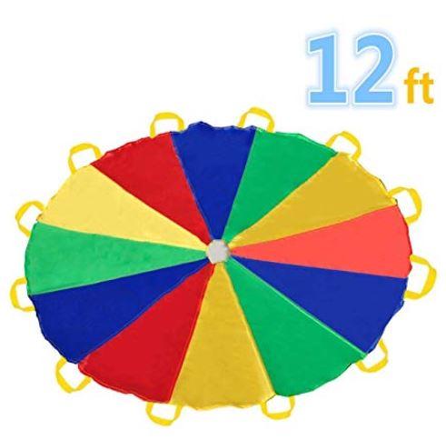 12' parachute