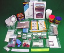 earth science lab kit