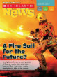 scholastic news cover for 1st grade